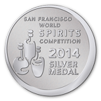 San Francisco World Spirits Arta Silver Win