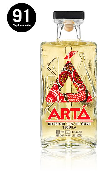 Arta Reposado Bottle